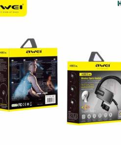 หูฟังบลูทูธ Awei Wireless Sports Headset A883 BL