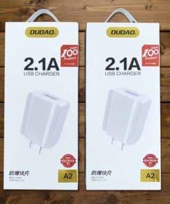 หัวชาร์จ DUDAO adapter Charger 2.1A