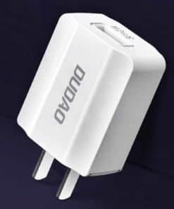 หัวชาร์จ DUDAO adapter ChargerA2.1