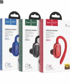 Hoco Wireless Bluetooth Headset รุ่น E26 plus