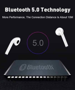 หูฟังบลูทูธ Earphones รุ่น i10 XS TWS