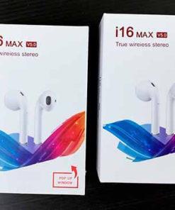 หูฟังบลูทูธ TWS wireless Bluetooth Hi-stereo รุ่น i16MAX V5.0