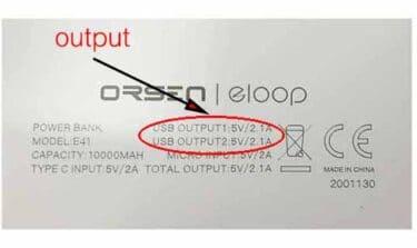 ค่า output eloop